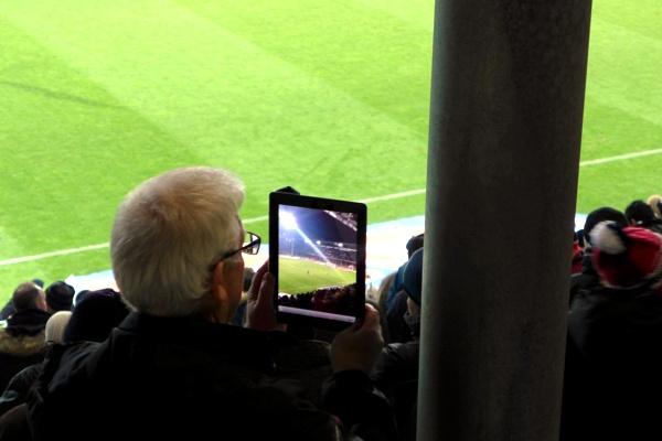 iPad-View