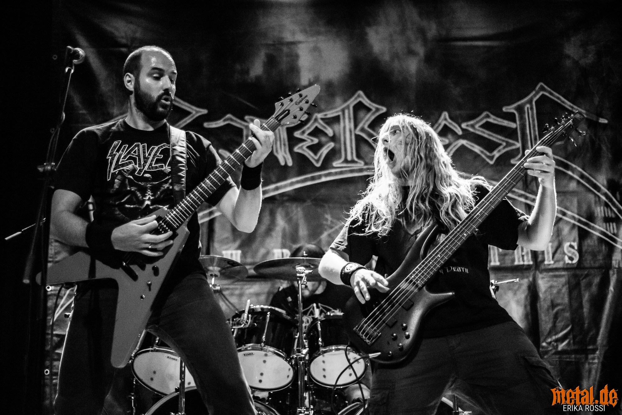 Bitterness - Metal Café