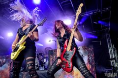 Burning Witches - Baden In Blut 2019