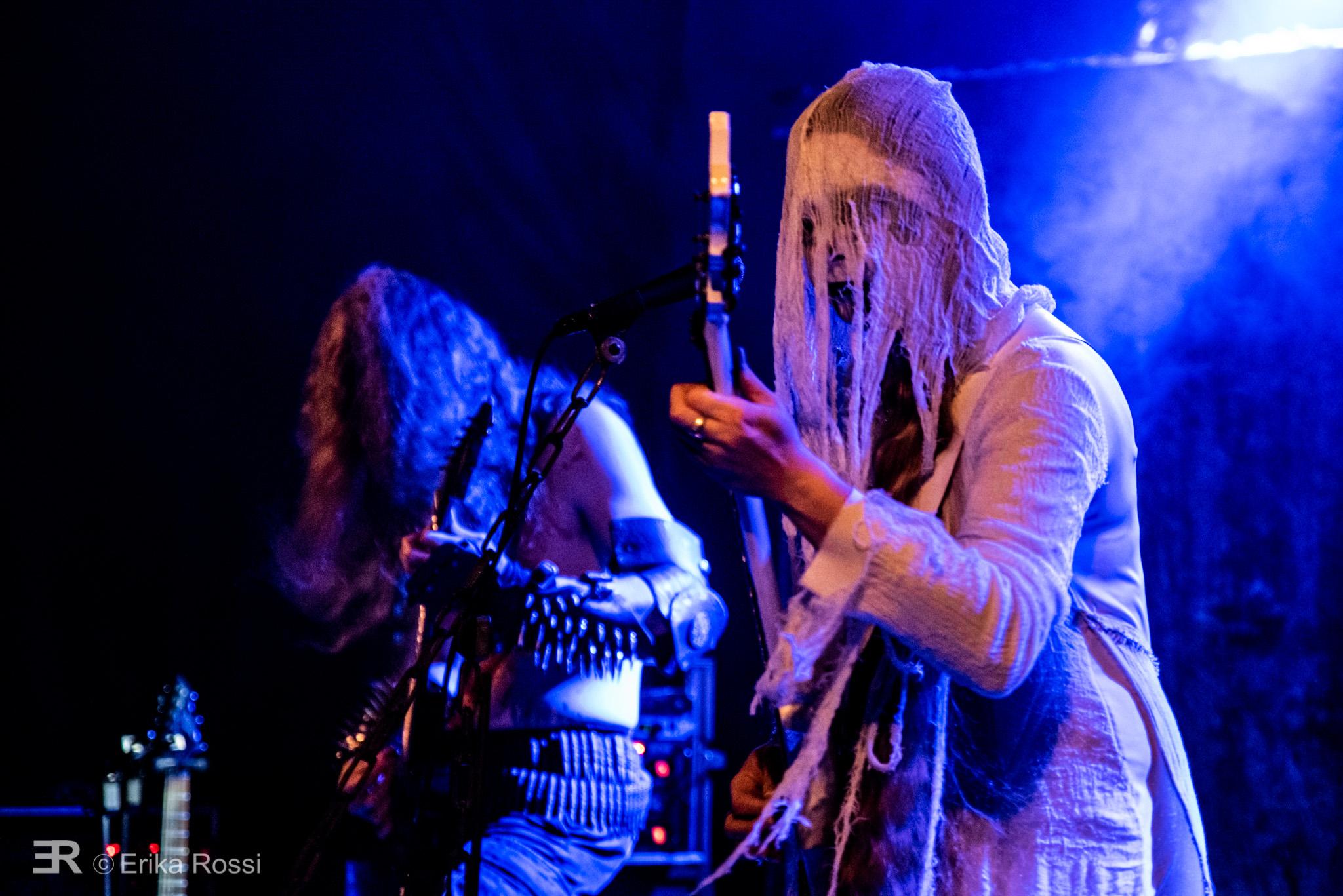 Darkened Nocturn Slaughtercult - Forest Fest 2019