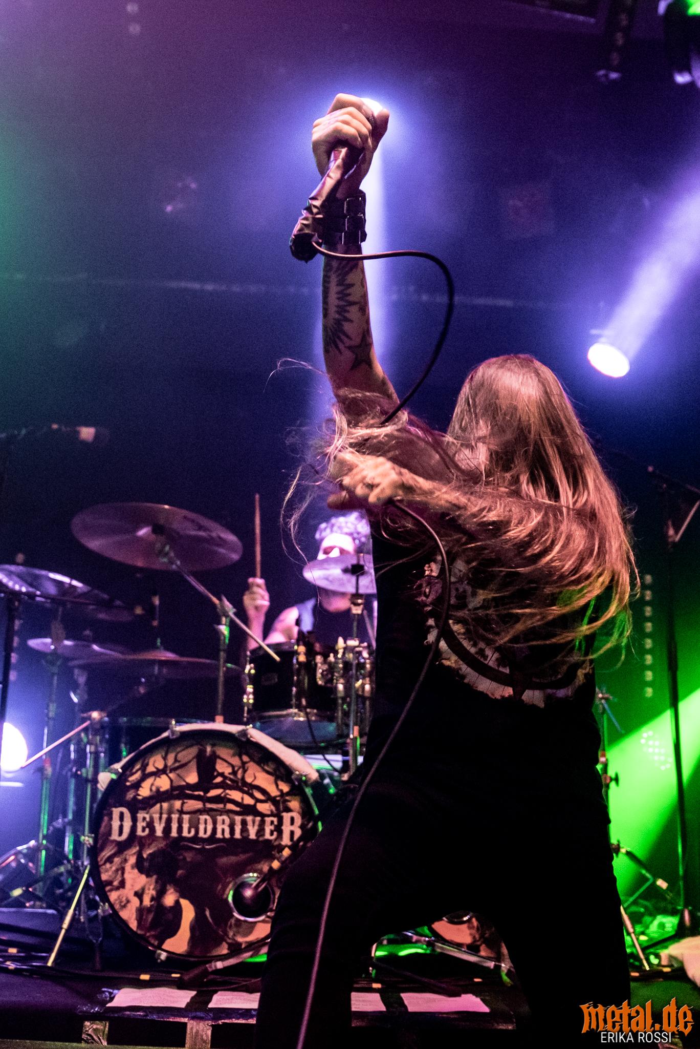 DevilDriver - Le Grillen