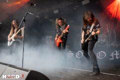 Sodom - Baden in Blut 2019