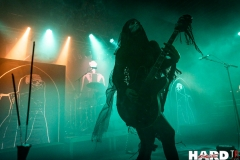 Tribulation - Backstage