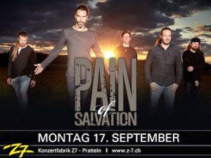 2018 09 17 Pain of Salvation e1545036865171 - Photos: 2018-09-17 Pain Of Salvation, Kingcrow