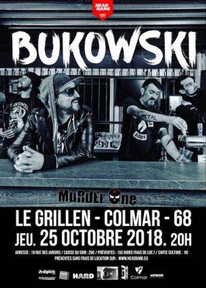 2018 10 25 Bukowski e1545036782986 - Photos: 2018-10-25 Bukowski, Murder One