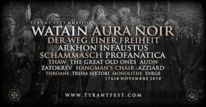 2018 11 17 Tyrant e1545036008133 - Photos: 2018-11-17/18 Tyrant Fest