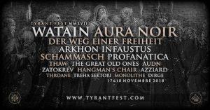 2018 11 17 Tyrant e1545036008133 - Photos: 2018-11-17/18 Tyrant Fest