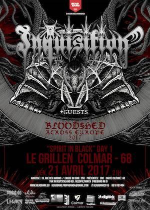 2017 04 21 Inquisition - Photos: 2017-04-21 Inquisition, Karne