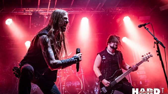 Iced Earth - Baden In Blut 2018