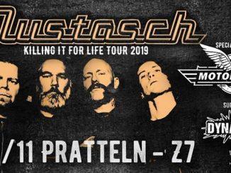 Mustasch & special guests | Pratteln,