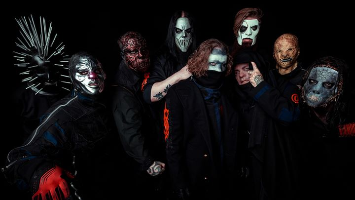 Slipknot - We Are Not Your Kind World Tour 2020   Zürich