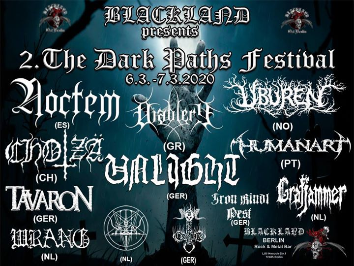 2.The Dark Paths Festival