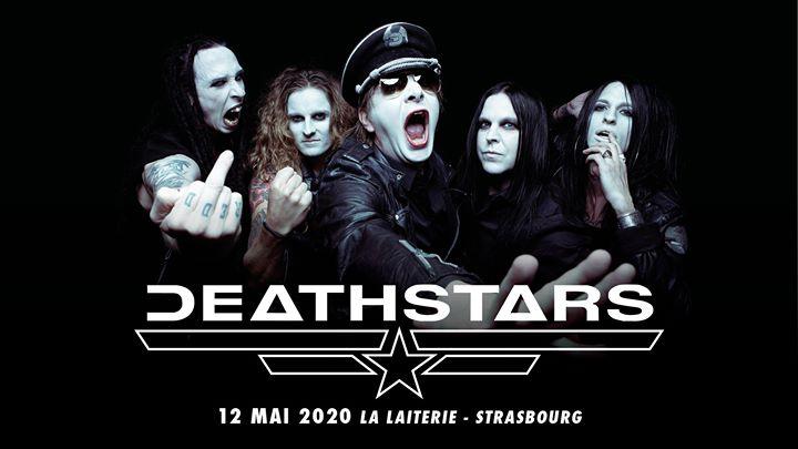 Deathstars • Strasbourg • La Laiterie • 12 mai 2020