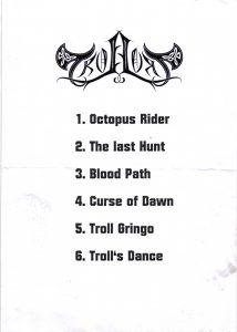 Trollort 214x300 - Blog: Setlists