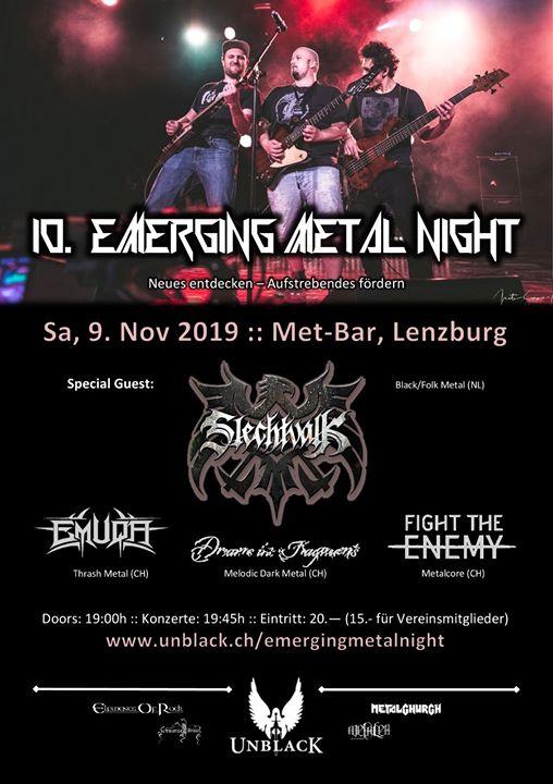 10. Emerging Metalnight