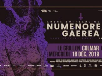 Numenorean • Gaerea • Thron • Grillen • Colmar