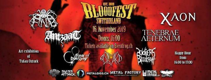 Blood Fest Vol.I