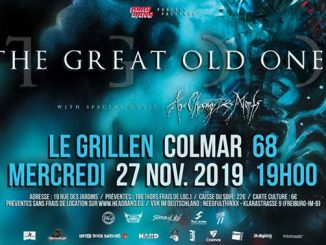 The Great Old Ones • Au Champ des Morts • Grillen • Colmar