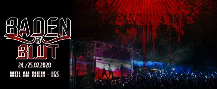 Baden in Blut Open Air 2020