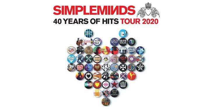SM40: UK & European Tour 2020 - Freiburg, Germany