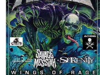 RAGE Serenity Savage Messiah