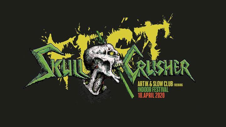 23417 image 87018358 3310994532247501 5344827864883658752 o - !!!ABGESAGT!!!: 2020-04-18 SkullCrusher Fest / Artik + Slow Club
