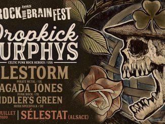 Dropkick Murphys & more / Rock Your Brain Fest – Sélestat