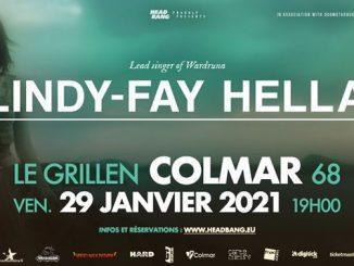 Lindy-Fay Hella (Wardruna) • Le Grillen • Colmar
