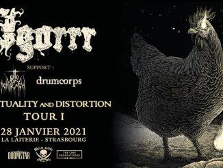 Igorrr • Strasbourg • La Laiterie • 28 jan 2021