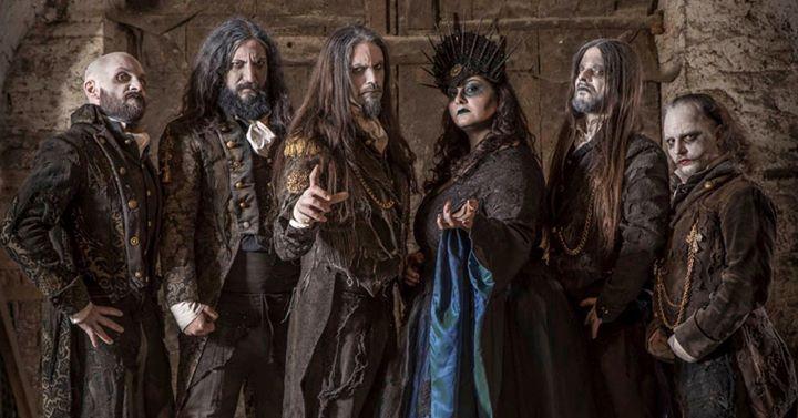 Fleshgod Apocalypse [it] & Ex Deo [ca] | Kammgarn SH