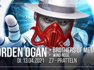 Orden Ogan • Brothers Of Metal • Wind Rose