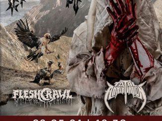Messiah / Fleshcrawl / Total Annihilation