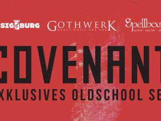 Covenant *Oldschool Set* LIVE