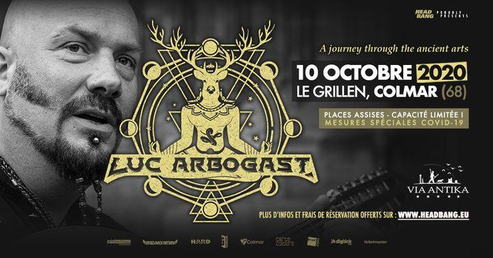 Luc Arbogast • Le Grillen • Colmar