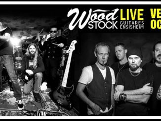 Syr Daria + Murder One @ Wood Stock Guitares
