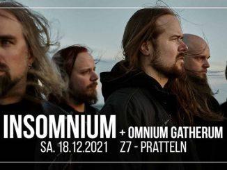 2021-12-18 Insomnium + Omnium Gatherum / Z7