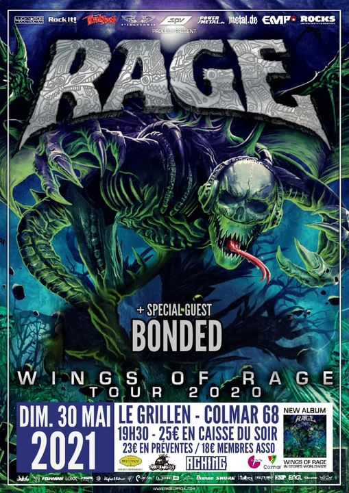 2021-05-30 RAGE + Bonded + guest