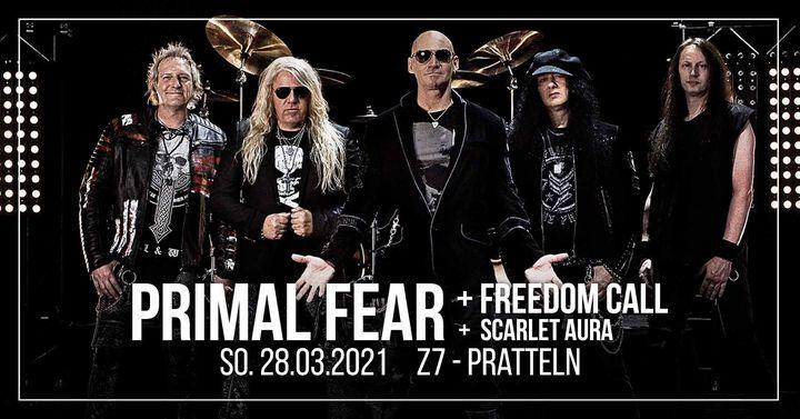2021-03-28 Primal Fear + Freedom Call