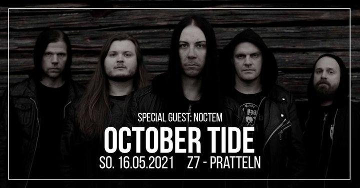 2021-05-16 October Tide