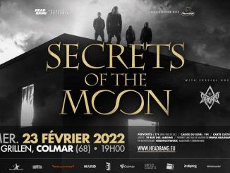 Secrets Of The Moon • Caronte • Le Grillen • Colmar
