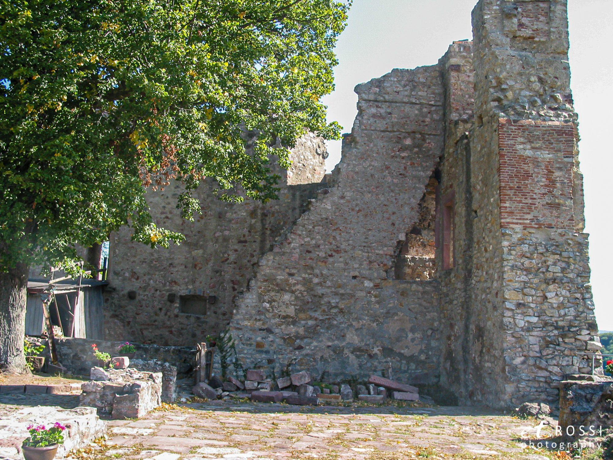 Lichteneck 2003 0025 - Burg Lichteneck