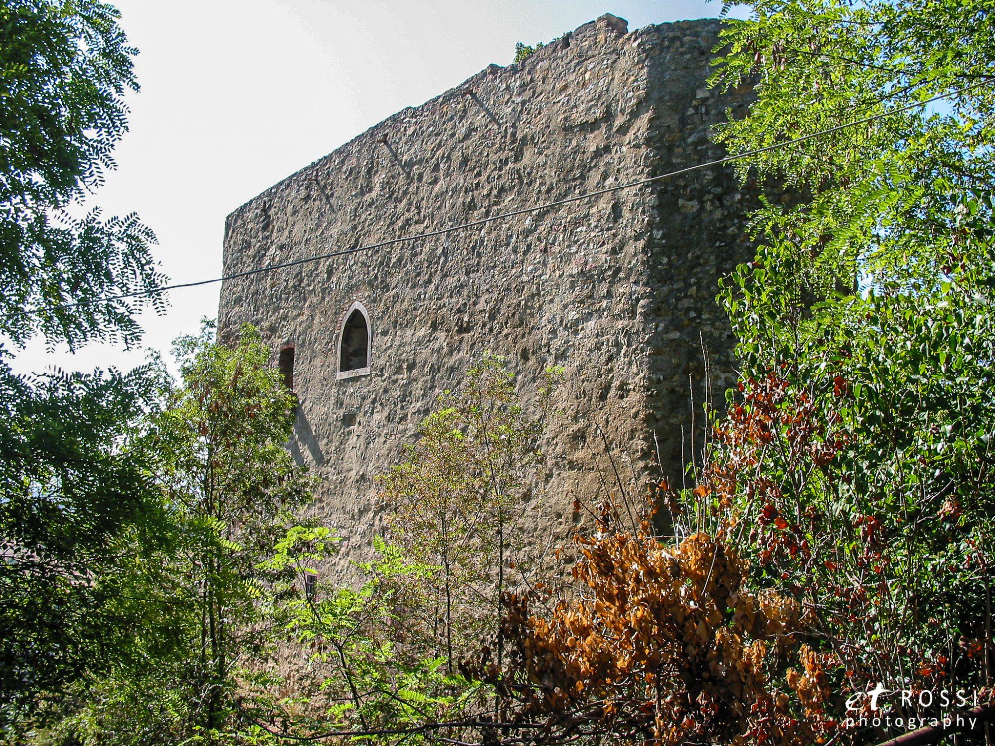 Lichteneck 2003 0035 - Burg Lichteneck