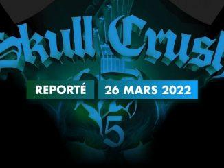 SKULL CRUSH FEST 5 • Le Grillen • Colmar, France
