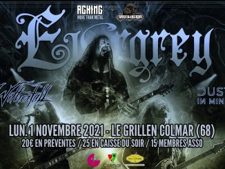EVERGREY WITHERFALL DUST IN MIND/ COLMAR