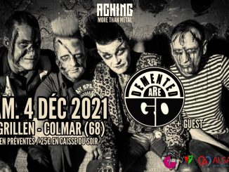 Demented Are Go + Guest