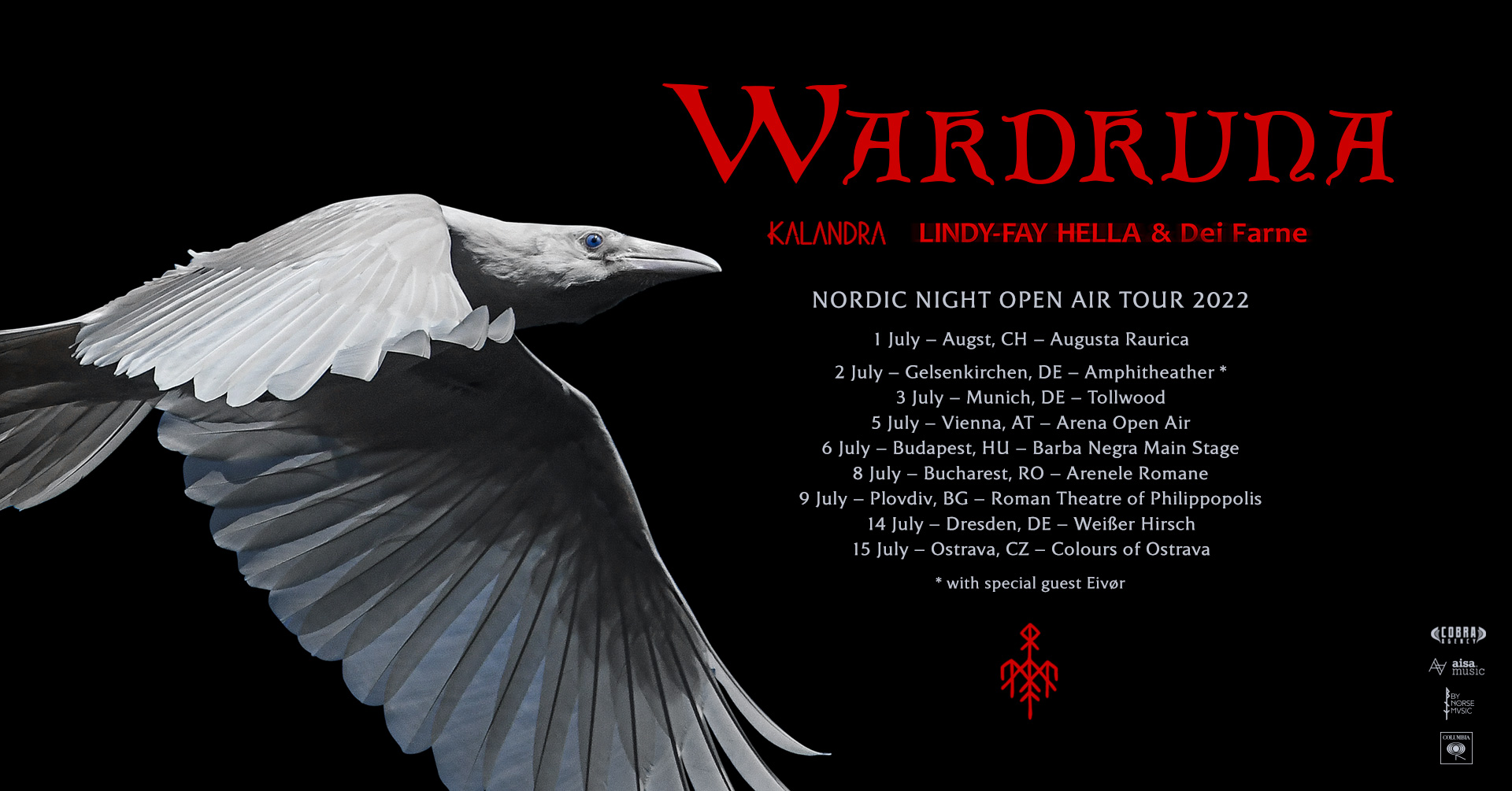 Nordic Night Open Air Tour - Augst